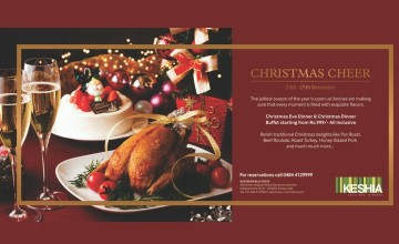 Christmas Cheer By Radisson Blu Kochi