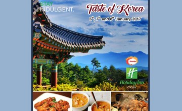 Taste Of Korea - Food Fest