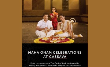 Maha Onam Celebrations at Cassava