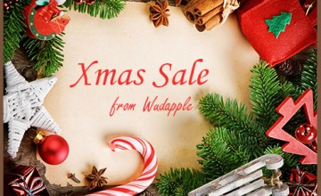 Wudapple Christmas Sale