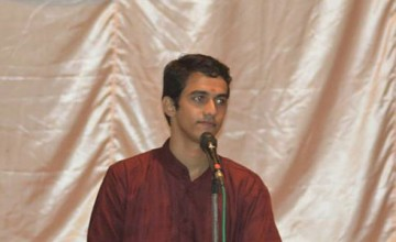 Vocal Concert by Karthik Parameshwaran