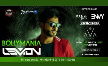 Bollymania With DJ Lemon