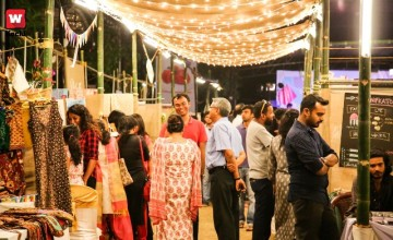 Moments From Kochi's First Flea Market - Onflea.k