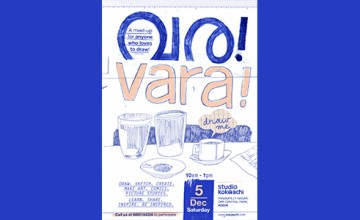 Vara: A Meet-Up For Anyone Who Loves To Draw