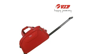 Upto 50% Off on Trolley Bags at VIP World