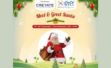 Meet And Greet Santa