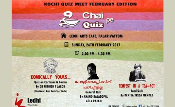 Kochi Quiz Meet February Edition