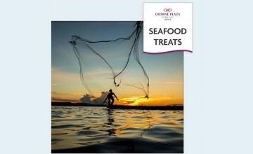 Seafood Treats - Food Fest