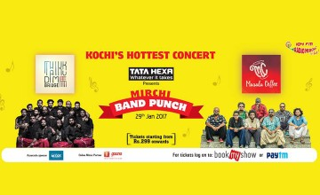 Mirchi Band Punch