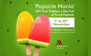 Popsicle Fest By Kochi Marriott