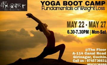 Yoga Boot Camp by The Floor