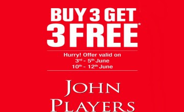 Unbelievable Sale at John Players, Hilite Mall