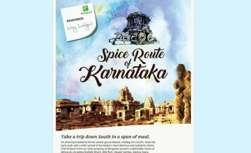 Spice Route of Karnataka - Food Fest