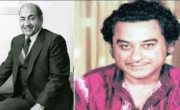 Tribute to Rafi and Kishore Kumar