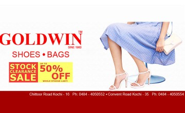 Stock Clearance Sale- Upto 50% OFF on Shoes and Bags