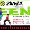 Zumba Fitness - The floor
