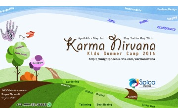 Karma Nirvana - Kids Summer Camp