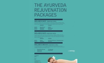 The Ayurveda Rejuvenation Centre at Le Meridian