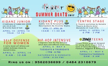 Summer Beats - Dance Workshops by The Floor