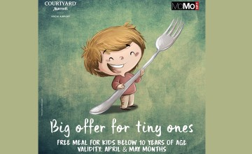 Big Offer For Tiny Ones