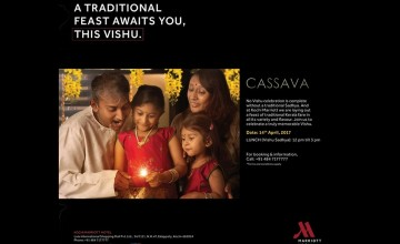 Vishu at Kochi Marriott