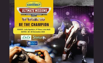 Lulu Connect Presents Gaming Championship