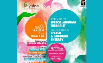 Workshop For Speech Language Pathologist