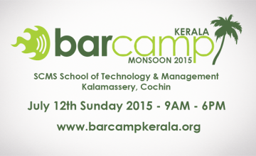Barcamp  2015 at Kochi
