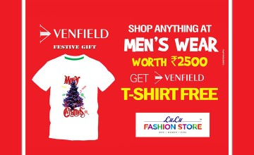 Shop & Win a T-Shirt