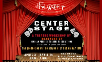 Center Stage - A Theatre Workshop