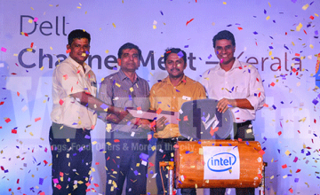 Dell Lucky Draw in Kochi