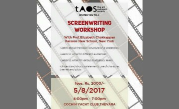 Screen Writing Workshop by TAOS