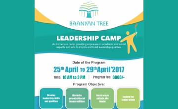 Leadership Camp by Baanyan Tree Group