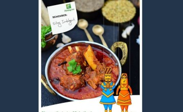 Discover the taste of Rajasthan - Food Fest