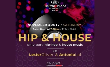 Hip & House - Live Music