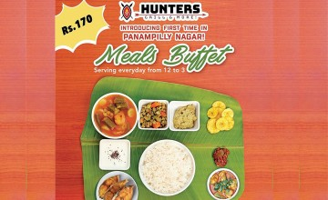 Meals Buffet by Hunters