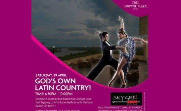 God's Own Latin Country - Dance and food