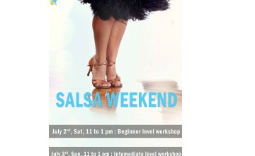 Salsa Weekend Workshop