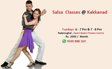 Free Demo Salsa Workshop - Valentine Special