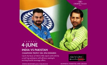 India Vs Pakistan - Champions Trophy ODI