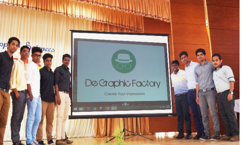 How 9 Boys From Rajagiri College Printed Their Dreams Into A Business