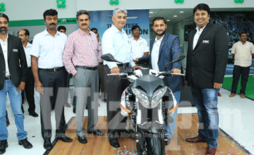 DSK Brings Benelli Super Bikes to Kochi!