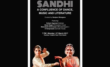 Sandhi - A Confluence of Dance, Music and Literature