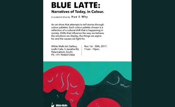 Blue Latte - Narratives Of Today In Colour