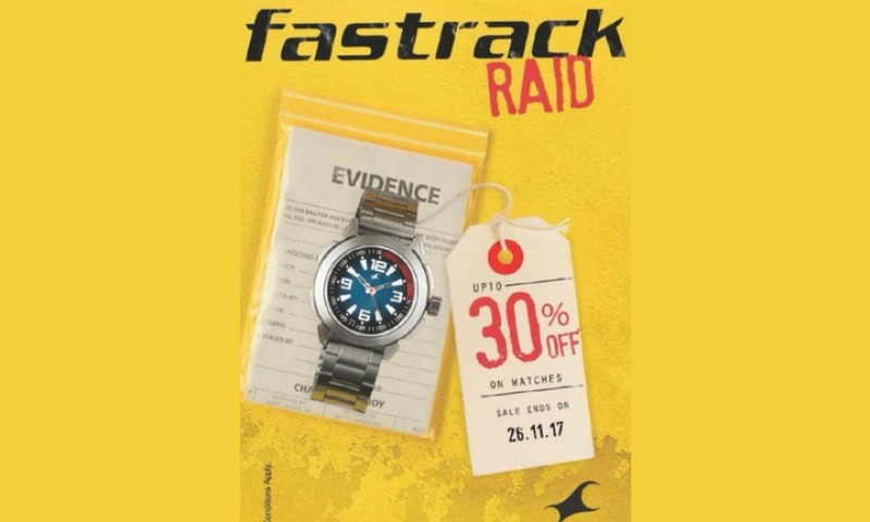 Exciting Offers From Fastrack