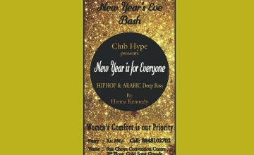 NYE at Gold Souk Grandé