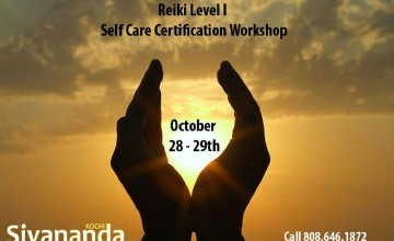 Self Care Certification Workshop