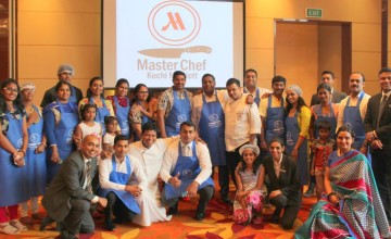 A Master Chef Theme #MDAY2016 celebrated at Kochi Marriott