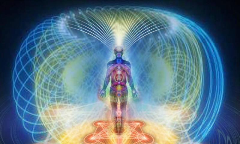 Imaging the Human Energy Field