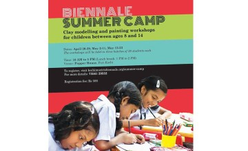 Biennale Summer Camp